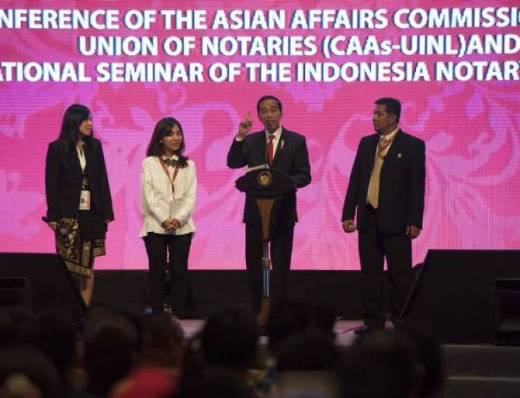Presiden Jokowi: Perizinan Akan Terus Disederhanakan!